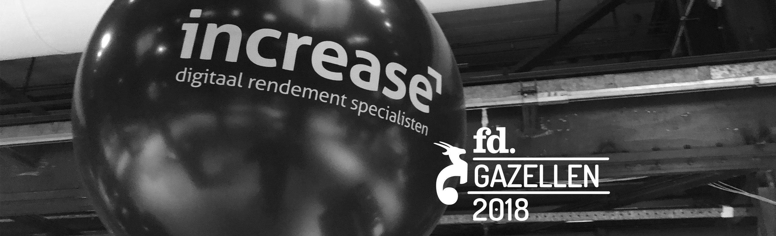 Increase wint FD Gazellen 2018